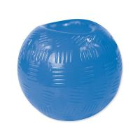 Hračka DOG FANTASY Strong míček gumový modrý