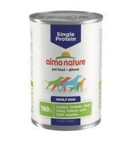 Almo Nature 100% Single Protein - Krůta 400g