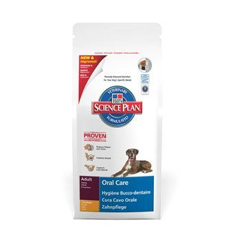 Hill's Science Plan Canine Dry Oral Care 5 kg