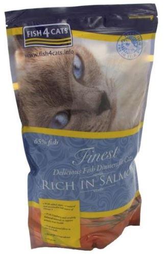 Fish4Cats Finest Salmon - losos pro kočky