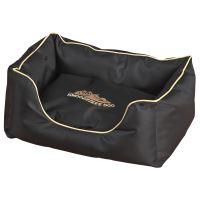 Snoozzzeee Xtreme pelech-sofa černý, 68 cm