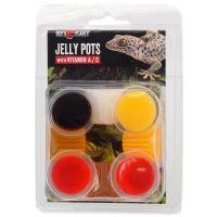 Krmivo REPTI PLANET Jelly Pots Mixed 8ks