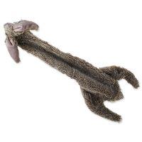 Hračka DOG FANTASY Skinneeez osel 57,5 cm