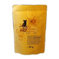 Catz Finefood No.7 Kapsička - telecí pro kočky 85 g