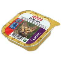 Paštika BEAPHAR Renální dieta pro kočky s jehněčím 100 g
