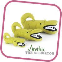 Beco Family - Aretha aligátor M 24cm