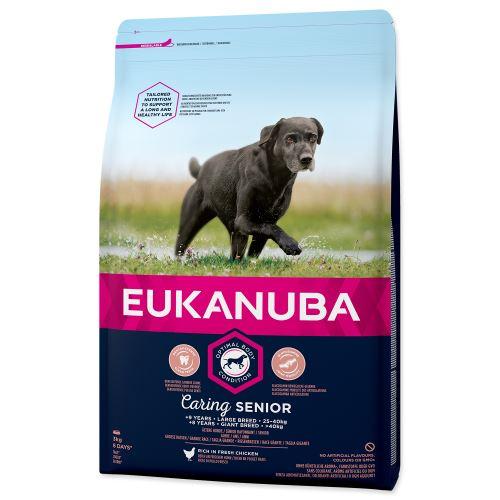 EUKANUBA Senior Large 3kg
