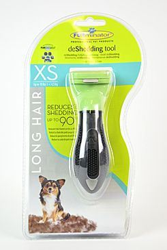 Furminator Toy Long Hair Hrablo pro malé dlouhosrsté psy