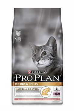 Pro Plan Cat Derma Plus Salmon 3 kg