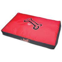 Matrace ROGZ Flat Podz Red Bone XL