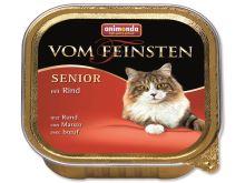 Animonda Vom Feinsten Senior Paštika - hovězí pro kočky od 7 let 100 g