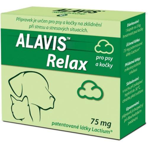 Alavis Relax 75 mg pro psy a kočky