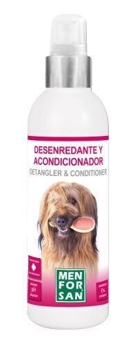 Menforsan Kondicionér na rozčesávání srsti pro psy 125 ml
