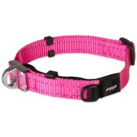 Obojek ROGZ Safety Collar růžový M 1ks