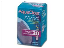 Náplň uhlí aktivní AQUA CLEAR 20 (AC mini)