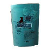 Catz Finefood No.13 Kapsička - sleď & krevety pro kočky 85 g
