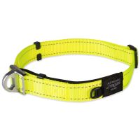 Obojek ROGZ Safety Collar žlutý XL 1ks