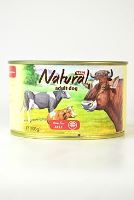 TOBBY konz. Natural Beef 405g