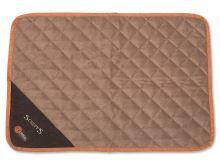 Scruffs Thermal Mat Termální podložka čokoládová - velikost S, 75x52 cm