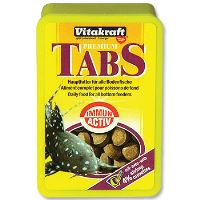Vitakraft Vita Premium Tabs krmivo pro ryby žijící na dně 100 tablet