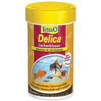 Tetra Delica Mucken Larven 100% červené komáří larvy 100 ml