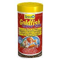 Tetra Goldfish Color granulované krmivo pro zlaté rybky