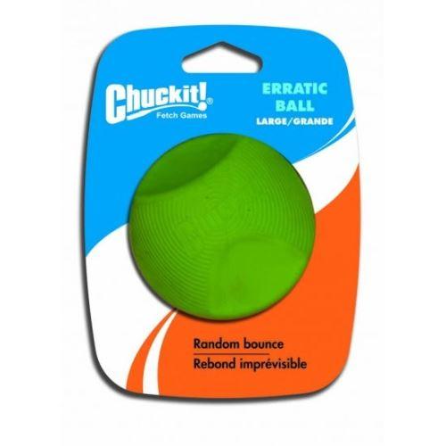 Chuckit! Erratic nevypočitatelný míček