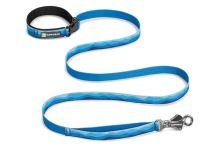 Ruffwear vodítko pro psy, Flat Out Leash, modré, velikost 25mmx180cm