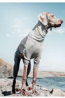 Obleček Hurtta Body Warmer šedý 30XS