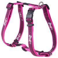 Postroj ROGZ Fancy Dress Pink Love XL 1ks