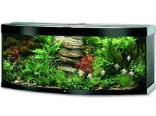 Juwel Vision 450 akvárium set černý 151x61x64 cm, objem 450 l