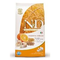 N&D Low Grain Dog Adult Codfish & Orange 12 kg