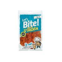 Brit pochoutka Let's Bite Twister o'Chicken 80g NEW