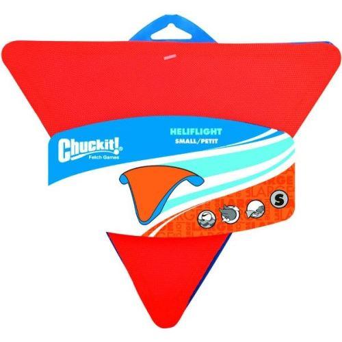 Chuckit! Heliflight létající talíř oranžový
