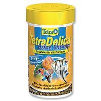Tetra Delica Brine Shrimps 100% sušené krevety 100 ml