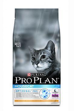 Pro Plan Cat Housecat Chicken & Rice 10 kg
