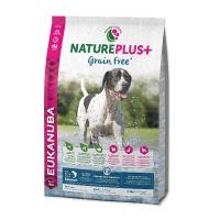 EUKANUBA Nature Plus+ Adult Grain Free Salmon 14 kg