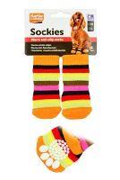 Ponožky pro psa protiskluzové L 2ks/sada KAR