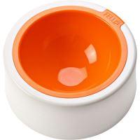 Fellipet Kaleido Good Manners miska proti hltání pro malé a střední psy - Citrus 355 ml