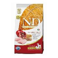 N&D Low Grain Dog Light S/M Chicken & Pomegranate 800 g