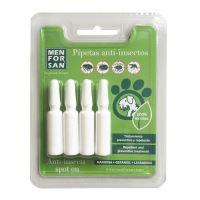 Menforsan Antiparazitní pipeta proti blechám a klíšťatům pro psy - 4 x 1,5 ml