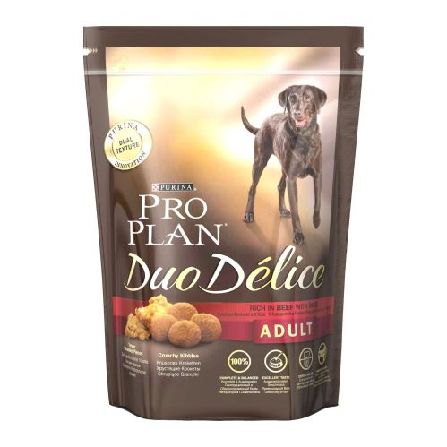 Pro Plan Duo Delice Adult Beef 10 kg