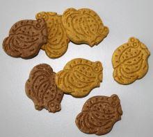 RATITE SNACK MIX - dvoubarevné sušenky ptáci 1 kg DOPRODEJ