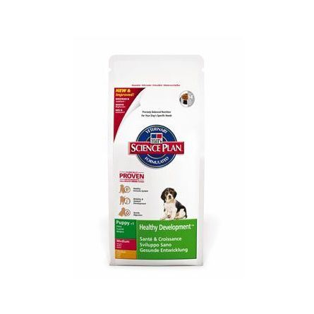 Hill's Science Plan Canine Dry Puppy Growth 12 kg
