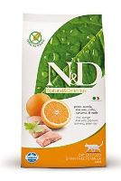 N&D Grain Free Cat Adult Fish & Orange 300 g