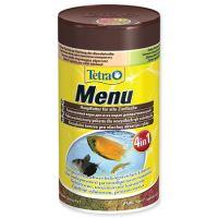 Tetra Menu 4 druhy vločkových krmiv