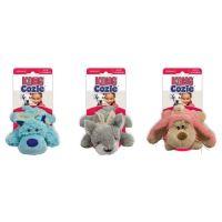 Kong Cozie Pastels Odolná plyšová hračka - velikost M