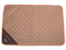 Scruffs Thermal Mat Termální podložka čokoládová -  velikost L, 105x70 cm
