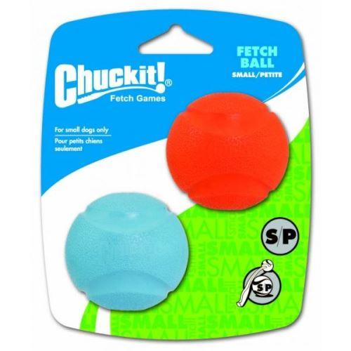 Chuckit! Fetch gumový aportovací míčky s velkým odskokem, 2 ks