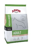 Arion Dog Original Adult Medium Salmon Rice 12 kg